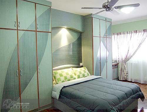 卧室37 装饰效果图,室内装修图,装饰图库装,修设计图