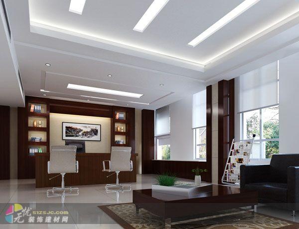 美图锦集 办公室装修效果图 济南惠民建筑装饰设计工程有限公司作品